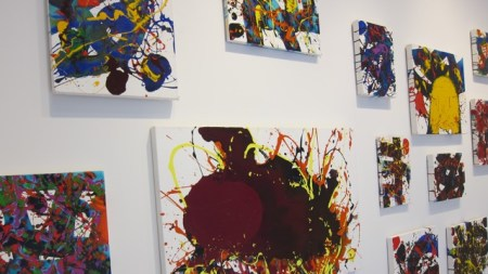 The Sam Francis Exhibition Boom