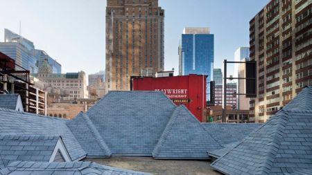 David Brooks Hits the Roof