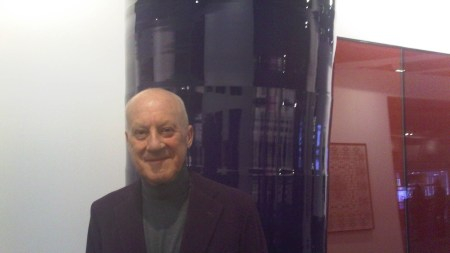 Norman Foster Plays Dealer ARCO Madrid