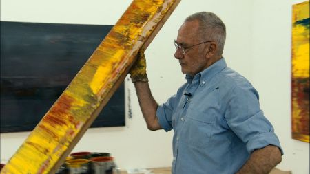 Squeegee Master Gerhard Richter Revealed New
