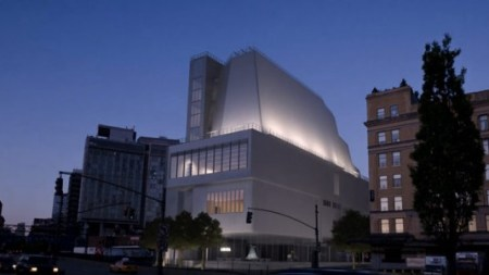 Whitney Museum Gets Big Grant From