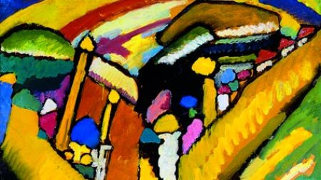 Christie's Kandinsky Could Set Record this
