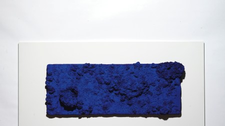 Christie's Will Offer Yves Klein Sponge