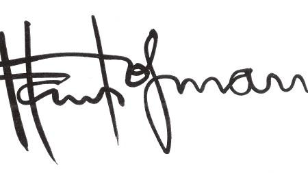 Hans Hofmann Paints Picture
