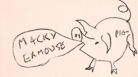 'Macky Exmouse'
