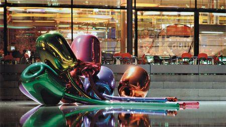 Biggest Contemporary Art Auction Christie's New
