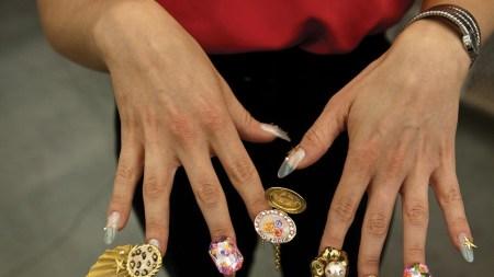 Salon Culture: Dzine Brings Nail Art