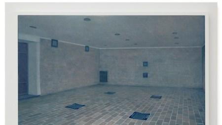 Painting Auschwitz Blue