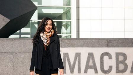 Inaugural FHN MACBA Award Iman Issa