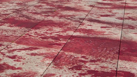 Let It Bleed: The Frightening Scene