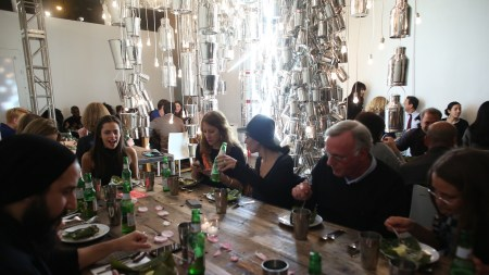 Currying Favor: Subodh Gupta's Performa Dinner