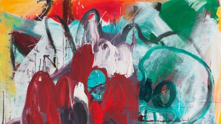 Cold Days, Hot Paintings: German New
