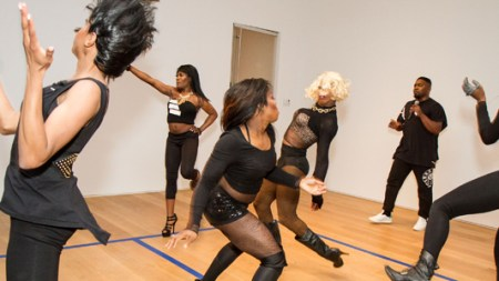 Voguing Meets Drawing, and the Results