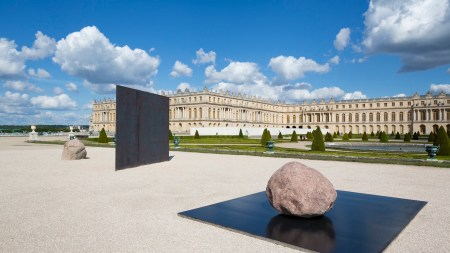 Lee Ufan Rocks Versailles
