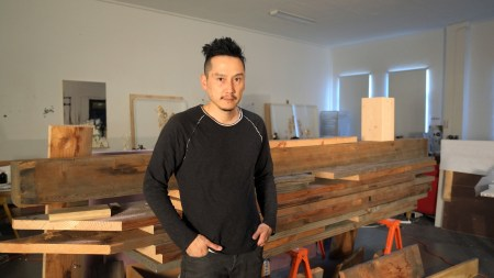 Los Angeles Commissions Glenn Kaino Public