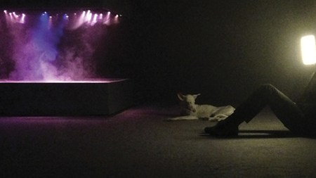 Pierre Huyghe: Traveler of Both Time