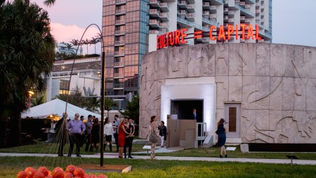Buyers Storm NADA Miami Preview, Protests