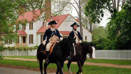 Morning Links: Colonial Williamsburg Edition