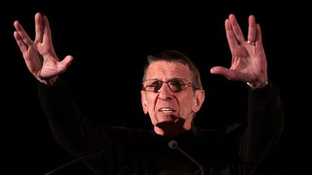 Leonard Nimoy, Actor, Artist, Collector, and