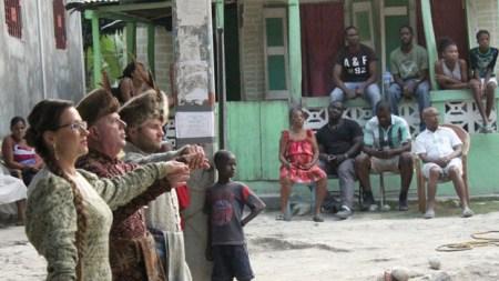 Poland's Venice Pavilion Explores Haiti's Polish