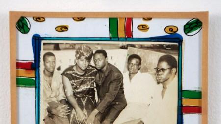'Malick Sidibé: Studio Malik, Bamako, Mali'
