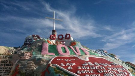 Morning Links: Salvation Mountain Edition