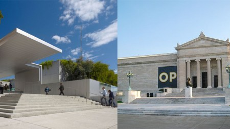 Two Museums Enter Public Bet Over
