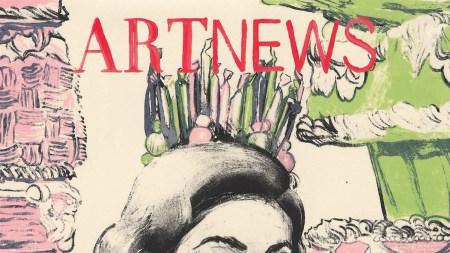 ARTnews and Art America Merge Form