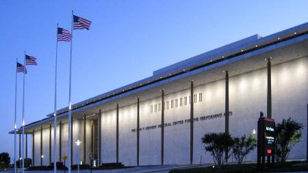Boeing Donates $20M The Kennedy Center's