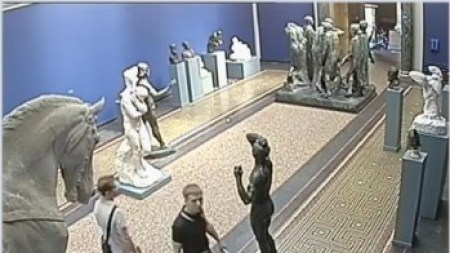 Police Search Men Who Stole Auguste