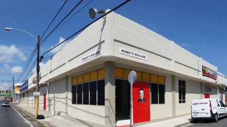 San Juan's Roberto Paradise Gallery Is