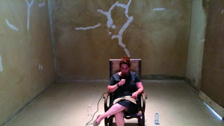 the Studio: Tania Bruguera