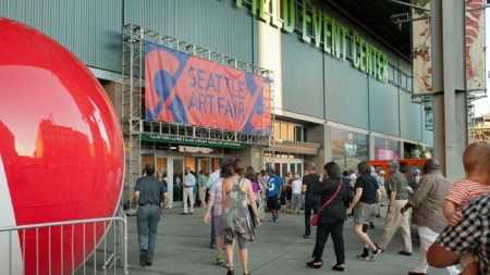 The Seattle Art Fair Arrives, With