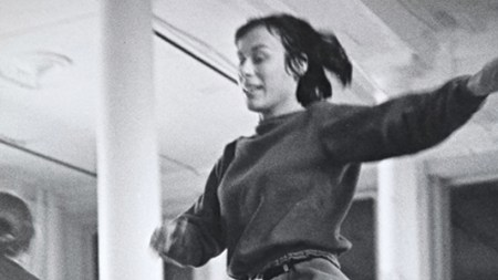 Yvonne Rainer Getty Research Institute
