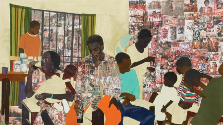 Trans-Everything: Njideka Akunyili Crosby Mounts Two