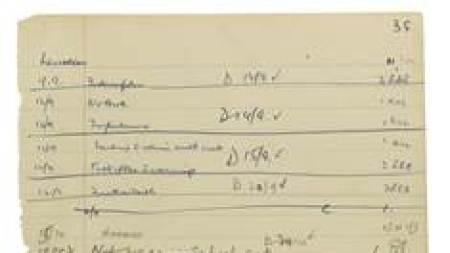 Sotheby's Is Selling John Lennon's Detention