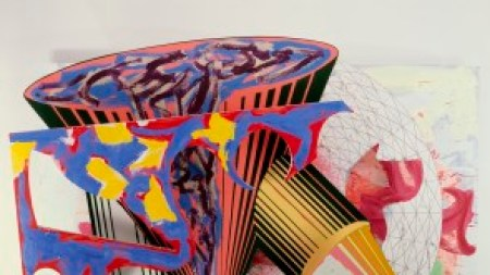Morning Links: Frank Stella Edition