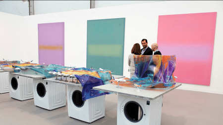 Shave Stuart/Modern Art Awarded 2015 Frieze