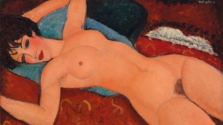 Christie's 'Artist Muse' Sale Nets $491.4