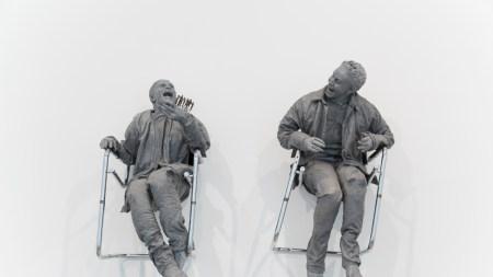 'Sculpture: Muñoz, Schütte, Trockel, and Warren'
