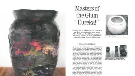 "Fischli/Weiss: Masters of the Glum ""Eureka!"""