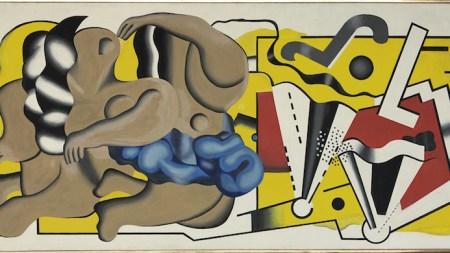 Cubist Misunderstanding: Argument Against Fernand Léger,