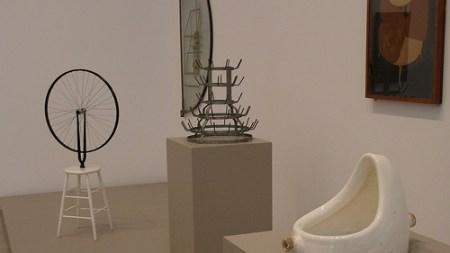 Rare Duchamp Up Sale Rauschenberg Foundation