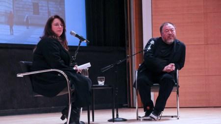 Political Reactions: Testy Ai Weiwei Speaks