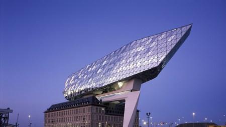 Shipshape: Zaha Hadid's Audacious Office Building