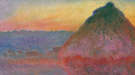 Monet Sells $81.4 M., New Record,