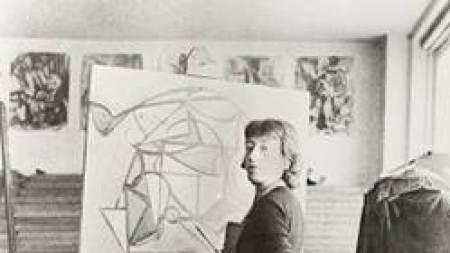 Paul Kasmin Gallery Now Reps Pollock-Krasner