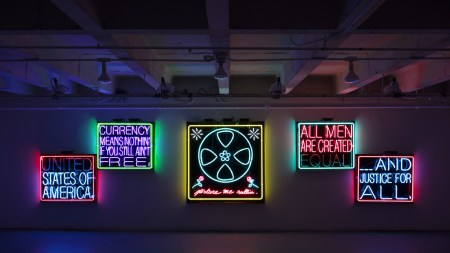 Patrick Martinez Charlie James Gallery, Los