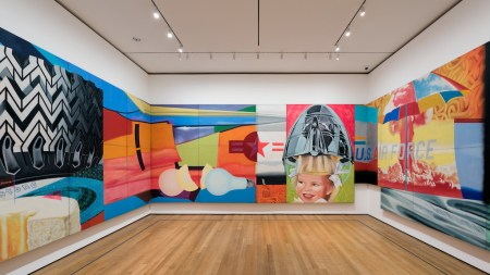 From the Archives: James Rosenquist Defines