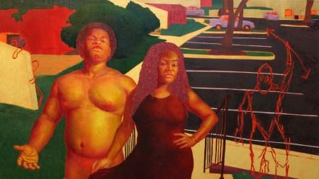 Arcmanoro Niles Long Gallery Harlem, New